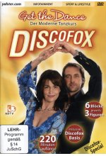Get the Dance - Discofox DVD-Cover