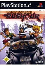 London Taxi: Rush Hour Cover