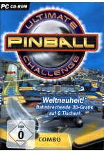 Ultimate Pinball Challenge Cover
