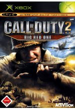 Call of Duty 2 - Big Red One Cover