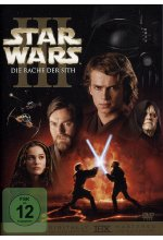 Star Wars Episode 3 - Die Rache der Sith [2DVDs] DVD-Cover