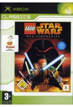 Lego Star Wars  [XBC] Cover