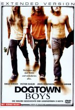 Dogtown Boys - Extended Version DVD-Cover