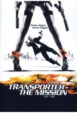 Transporter - The Mission DVD-Cover