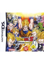 Dragonball Z - Supersonic Warriors 2 Cover