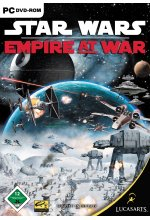 Star Wars - Empire at War (DVD-ROM) Cover