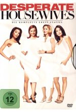 Desperate Housewives - Staffel 1  [6 DVDs] DVD-Cover