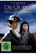 Dr. Quinn - Staffel 1  [5 DVDs] DVD-Cover