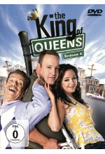The King of Queens - Season 4  [4 DVDs] DVD-Cover