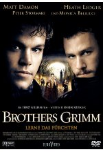 Brothers Grimm DVD-Cover