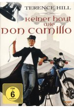 Keiner haut wie Don Camillo DVD-Cover