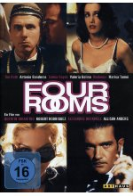 Four Rooms DVD-Cover