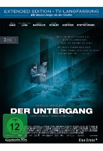 Der Untergang - Extended Edition  [3 DVDs] DVD-Cover