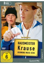 Hausmeister Krause - Staffel 2  [3 DVDs] DVD-Cover