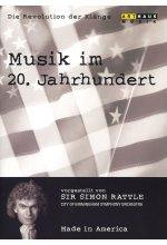 Musik im 20. Jahrhundert Vol. 5 - Made in Americ DVD-Cover