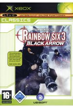 Rainbow Six 3 - Black Arrow Cover