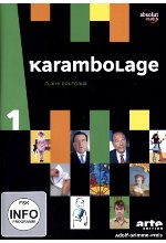 Karambolage 1 DVD-Cover
