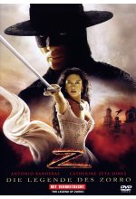 Die Legende des Zorro DVD-Cover