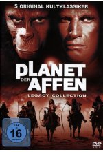 Planet der Affen - Legacy Collection  [6 DVDs] DVD-Cover