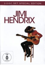 Jimi Hendrix  [SE] [2 DVDs] DVD-Cover