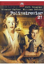 Polizeirevier 21 DVD-Cover