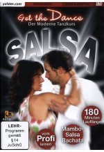 Get the Dance - Salsa DVD-Cover