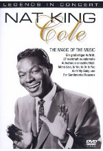 Nat King Cole - The Magic Of The Music DVD-Cover