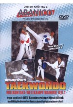 Olympisches Taekwondo Teil 1 DVD-Cover