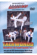 Olympisches Taekwondo Teil 2 DVD-Cover