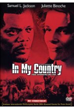 In My Country DVD-Cover