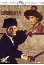 Swordsman 1 DVD-Cover