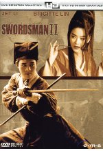 Swordsman 2 DVD-Cover