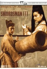 Swordsman 3 DVD-Cover