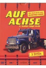 Auf Achse - 2. Staffel/Folge 14-26  [3 DVDs] DVD-Cover