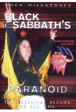 Black Sabbath - Paranoid DVD-Cover