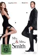 Mr. & Mrs. Smith DVD-Cover