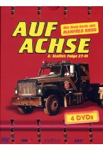 Auf Achse - 2. Staffel/Folge 27-41  [4 DVDs] DVD-Cover