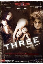 Three ... Extremes DVD-Cover
