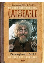 Catweazle - Staffel 2  [3 DVDs] DVD-Cover