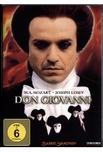 Don Giovanni  (OmU) DVD-Cover