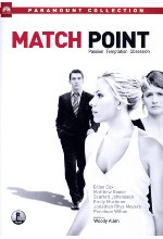 Match Point DVD-Cover