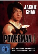 Jackie Chan - Powerman DVD-Cover