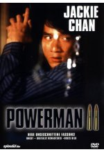 Jackie Chan - Powerman 2 DVD-Cover