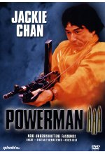 Jackie Chan - Powerman 3 DVD-Cover