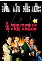 4 für Texas DVD-Cover