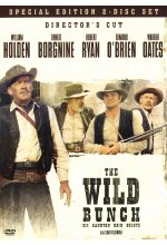 The Wild Bunch  [SE] [2 DVDs] DVD-Cover