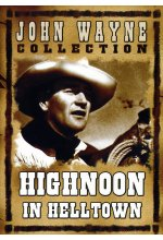 Highnoon in Helltown DVD-Cover