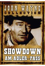 Showdown am Adler-Pass DVD-Cover