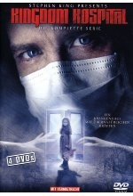 Stephen King's Kingdom Hospital - Box  [4 DVDs] DVD-Cover