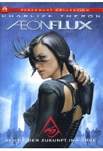 Aeon Flux DVD-Cover